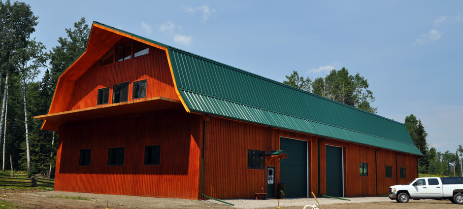 Custom Equine Buildings