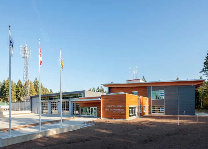 Qualicum Beach Fire Hall