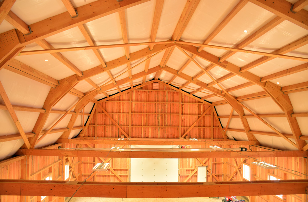 Sundre Commercial Hip Roof Gambrel Brisco Manufacturing